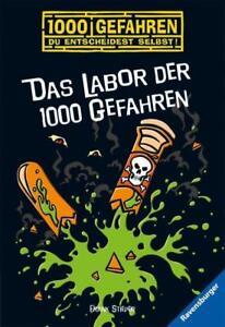 Das Labor der 1000 Gefahren / 1000 Gefahren Bd.17 von Frank Stieper (2014,...