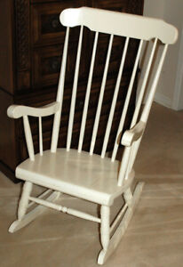Baby Dresser and Rocking Chair