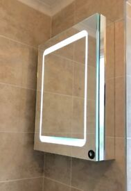 Bathroom LED cabinet New