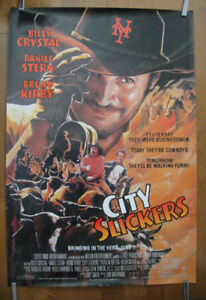 City Slickers (1991) Original Rolled Movie Poster