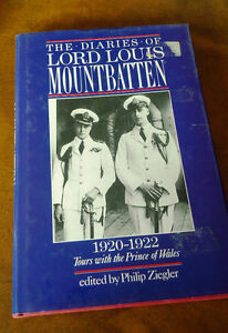 The Diaries of Lord Louis Mountbatten 1920-1922