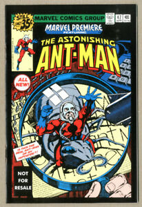 Marvel Premiere #47 Reprint Ant-Man First Appearance Avengers