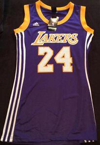 Brand New NBA Authentic WOMENS Kobe Bryant Jersey!!