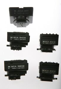 Metz  SCA Adapters 5 units. Windsor Region Ontario image 1