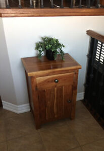 Small space storage cabinet