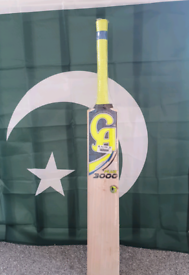 Ca Plus 3000 Cricket Bat 7 Grains