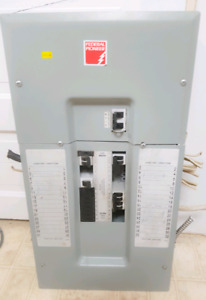 100 amp. Federal Pioneer breaker box