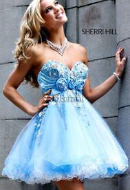 Prom Dress - Baby Blue Size 6/8