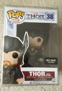 Marvel exclusive Thor Funko pop for trade