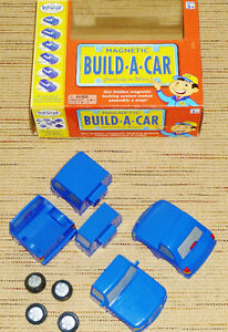 ✪ POPULAR PLAYTHINGS - Magnetic Build-A-Car in Box Oakville / Halton Region Toronto (GTA) image 2