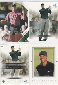 100 CARD TIGER WOODS COLLECTION