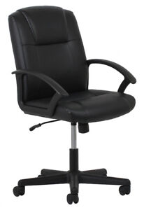 Computer Chair with Arms - Ergonomic Swivel Chair
