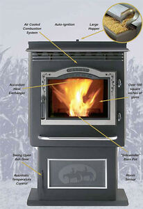 PC45 Pellet & Grain Stove up to 35% Off