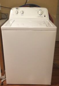 Like new: Washer and Dryer