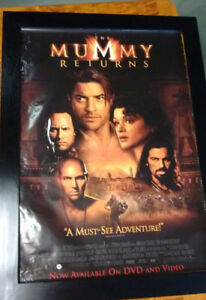 MUMMY RETURNS/ OFFICIAL MOVIE POSTER
