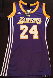 Brand New Women's NBA Authentic Kobe Bryant Jersey!