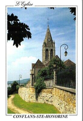 Conflans-Ste-Honorine - Church