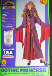 Variety of Halloween/ Dress up Costumes New with Tags