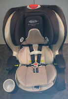 2 Graco all in one car seats $150 each OBO