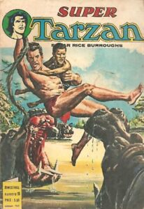 SUPER TARZAN N. 19 1976 EXCELLENT ÉTAT TAXES INCLUSES