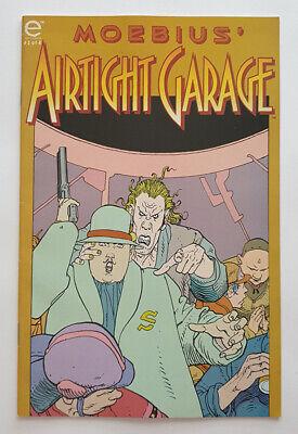 EPIC comics Moebius Airtight Garage 1993 #2 of 4 nice clan condition NM bagged