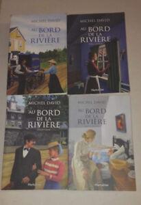 Livres Michel David -Au bord de la rivière