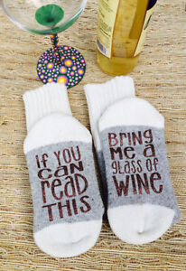 Custom Socks!