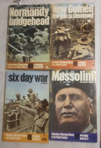 Ballantines Illustrated History WW2 11 volumes