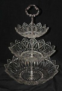 PETALWARE TIERED CAKE STAND