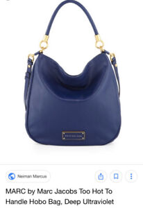 LIKE NEW! AUTHENTIC MARC BY MARC JACOBS TOO HOT TO HANDLE bag