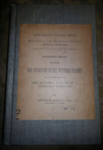 c1893 CONDITIONS OF WESTERN FARMERS FARM NEBRASKA RARE BOOK