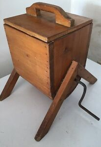 Antique Butter Churner
