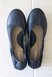 Brand new Hush Puppies chaste ballet/slip-ons