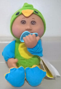 Cabbage Patch Kids Cuties: Born To Be Wild Cuties Bird Doll