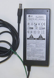 AC Adapter LG Model AD-4212L Switching Power Supply Cord Charger