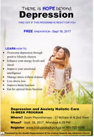Depression and Anxiety Holistic Care Seminar