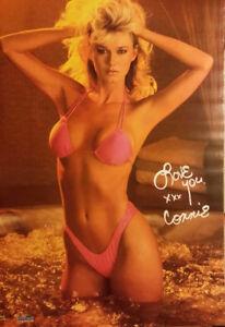 Vintage Pin Up Models Cindy Crawford Samantha Fox MORE man cave
