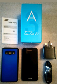 Samsung Galaxy A3 Unlocked Mobile Phone