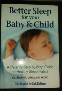 Better Sleep For Your Baby and Child Book