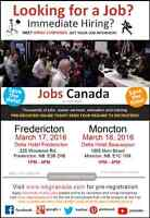 Moncton Job Fair