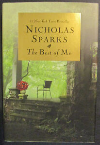 Nicholas Sparks -The Best of Me (hardcover)