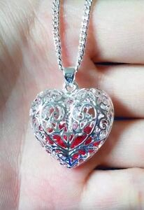 New Heart necklace