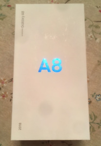 Brand new Samsung A8 for sale