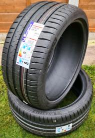 Michelin Pilot Sport 4 - 255/35 19 | 96Y - Brand New Performance Premi