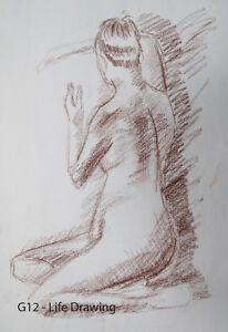 Art studio looking for life drawing model