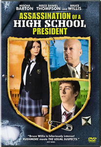 Assassination of A School President DVD London Ontario image 1