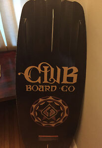 CWB MARIUS PLATINUM WAKEBOARD with boots and bindings London Ontario image 6