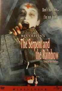 Wes Craven's The Serpent And The Rainbow (DVD)