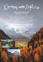 Women's Only Retreat in Rocky Mountains