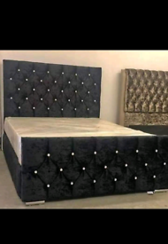 Brand new beds and high quality mattresses are available for low y